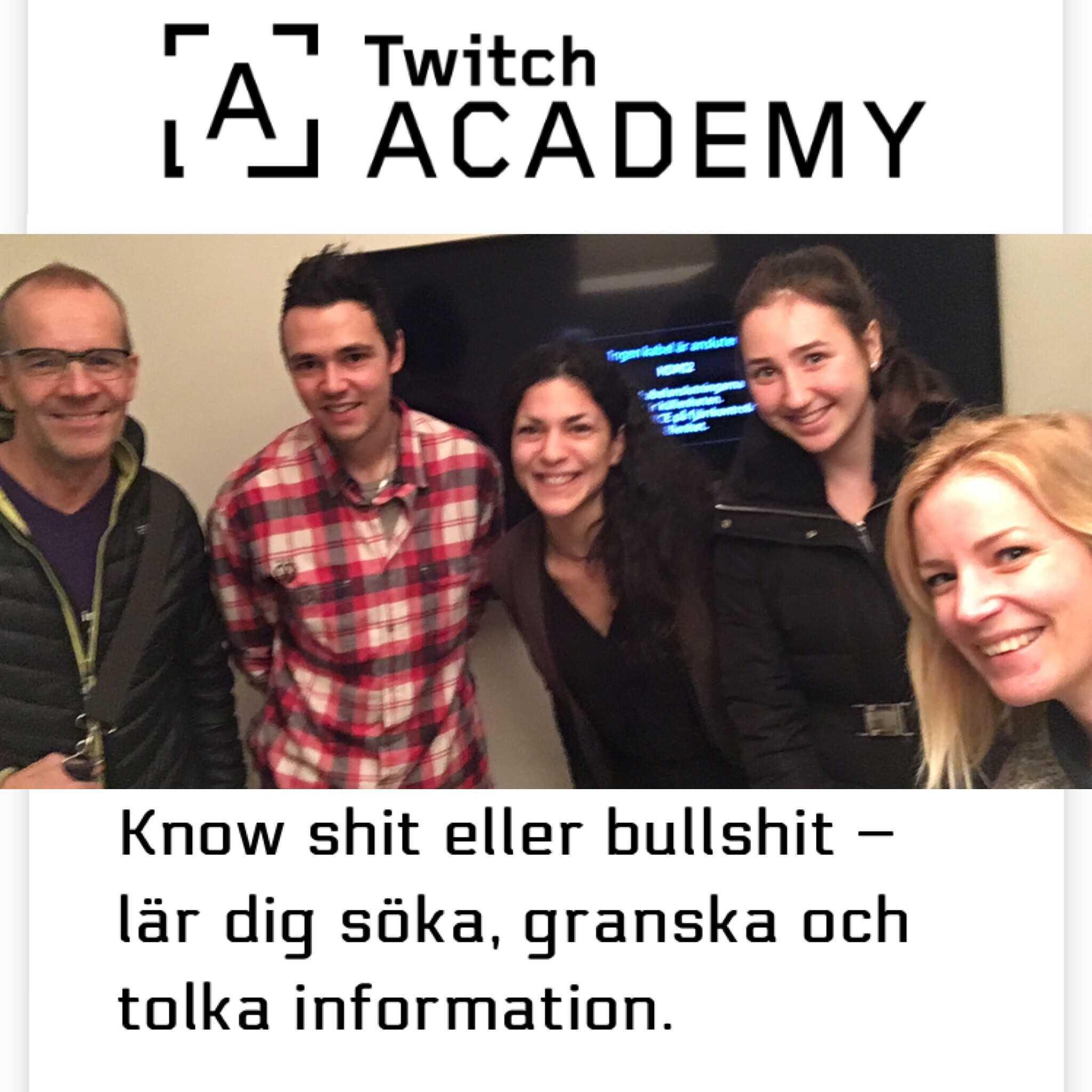 Twitch Academy