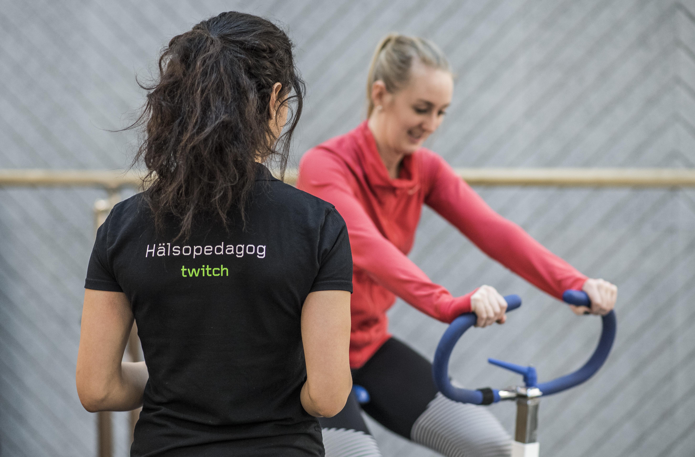 Gratis personlig träning – intresserad?