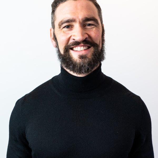 Fredrik Karlsson, partner Twitch